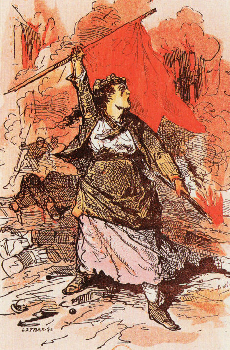 Defender of the Commune, Paris 1871