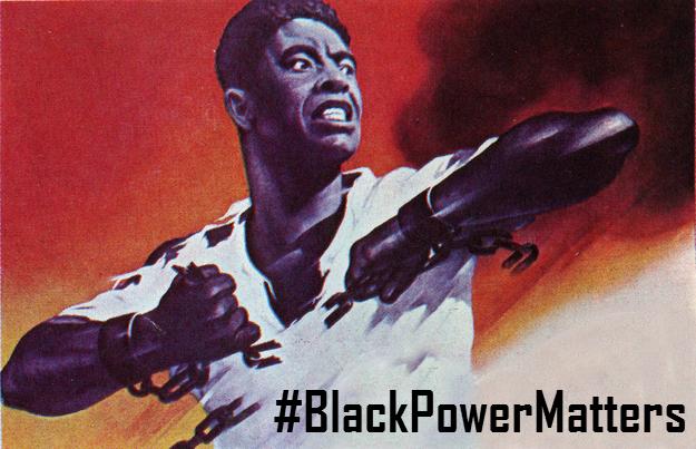 BlackPowerMatters
